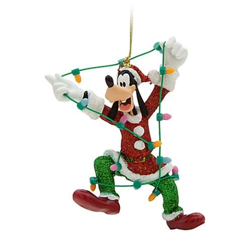 disney christmas ornament set mickey and minnie mouse
