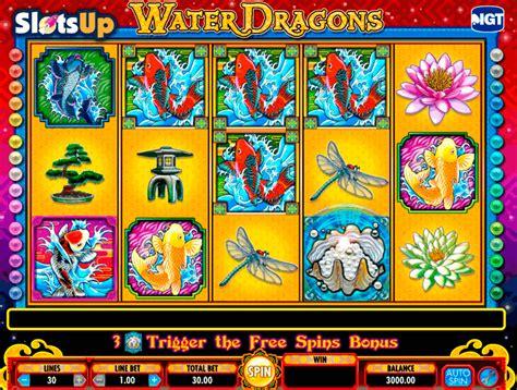water dragons slot machine  igt casino slots