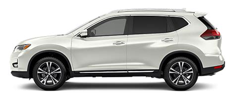 2017 nissan rogue white 2017 nissan rogue exterior color options