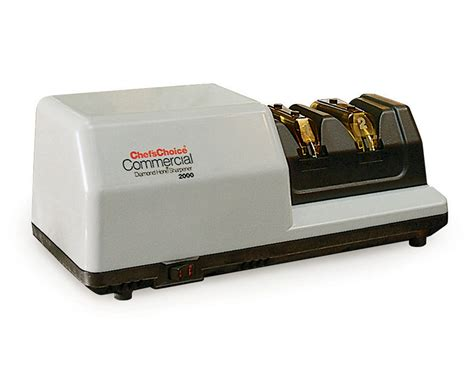 knife sharpeners electric chef schoice commercial electric knife sharpener model 2000