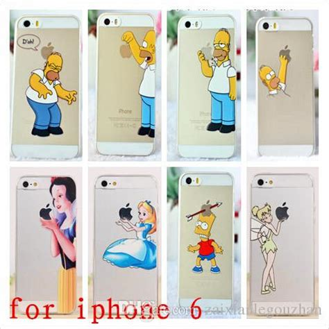 Casing Iphone X Insert Brain Simpsons Hardcase Custom Cover cases for iphone 6 6s plus grasp pattern ultra slim