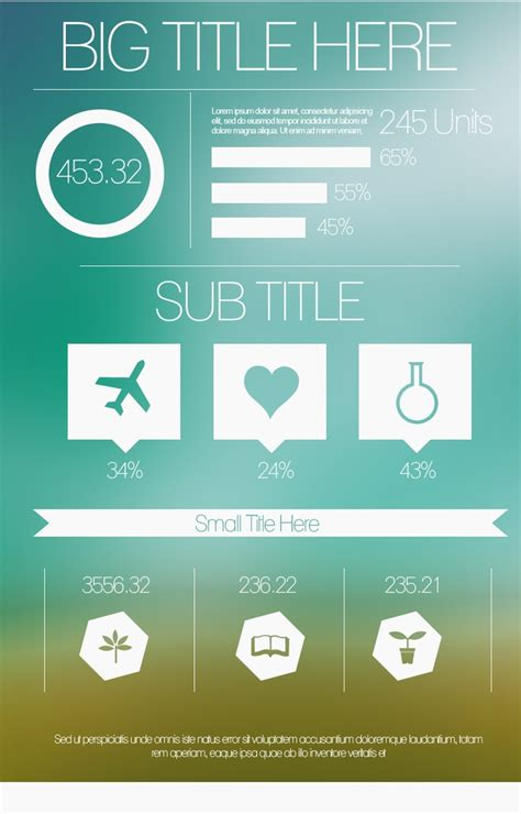 infographic resume template powerpoint free free minimalist infographic template from piktochart