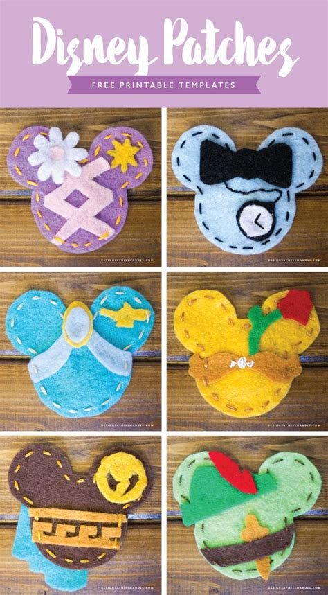 diy disney crafts 223 best felt crafts for images on felt