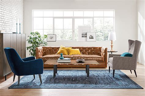 choose a statement sofa for a large room 104 living room how to choose leather for your leather furniture