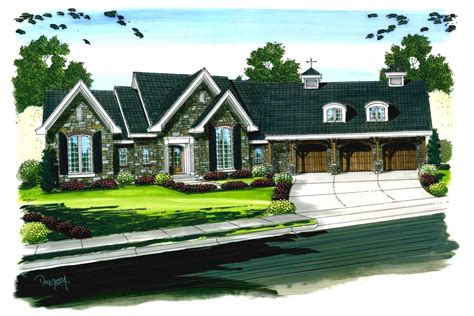 1 story french country house plans 1 story french country house plan stoneridge