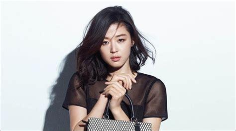 Model Rambut Jun Ji Hyun by Demi Peran Di Assassination Jun Ji Hyun Rela Potong