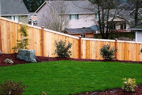 how to secure your backyard wood backyard fence ideas secure outdoor pictures designs