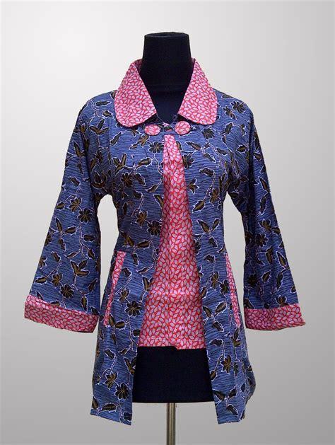 design baju batik elegan tips memilih batik kantor yang elegan klinikmode com
