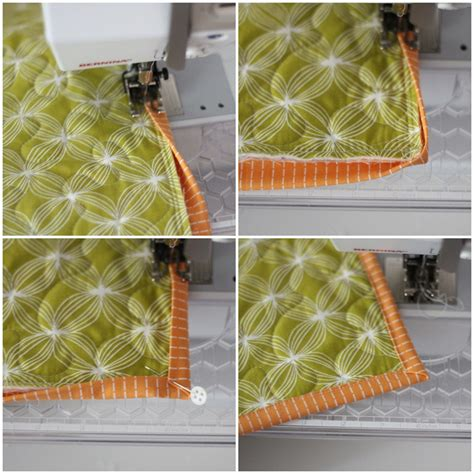 How To Bind A Quilt Corner by Quilt Binding Corner Images