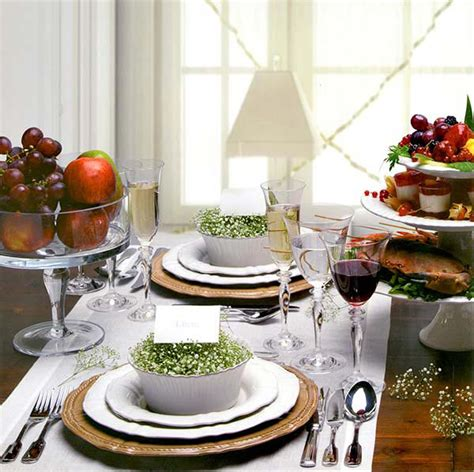 table decorations ideas how to make dining table d 233 cor for table shape