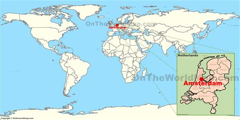 netherlands world map location netherlands world map roundtripticket me