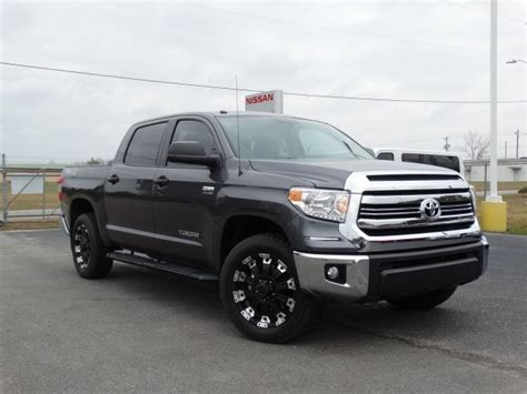 Toyota Clinton Nc 2016 Toyota Tundra Crewmax 5 7l V8 Ffv For Sale 37 Used