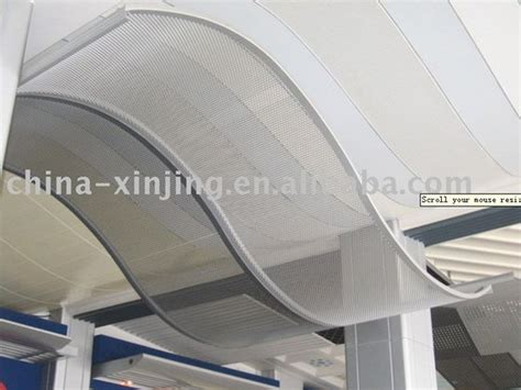 Decorative Suspended Ceiling Decorative Suspended Ceiling In Arc Linear Id 5927062