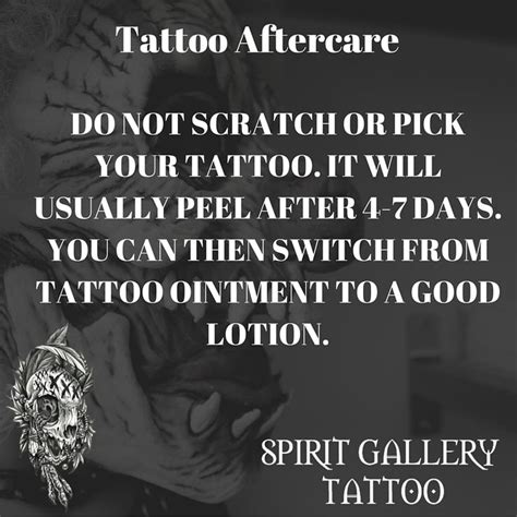 tattoo care help this week we are bringing you 5 tattoo aftercare tips to