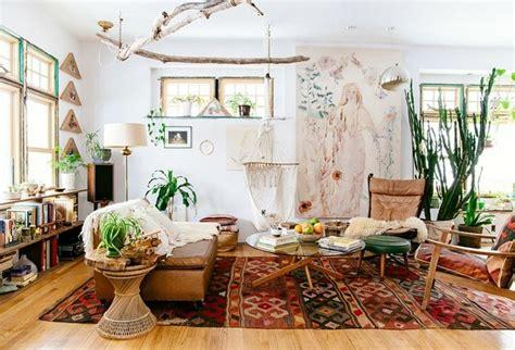 grundlegende wohnzimmer ideen so gelingt ihnen die wohnungseinrichtung im boho style