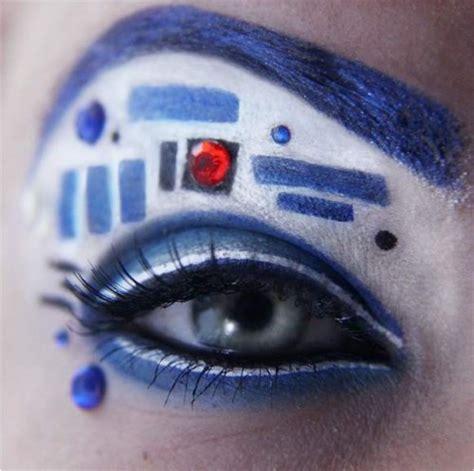 acrylicakrilik lipstik tower tingkat r2 r2 d2 eye makeup neatorama