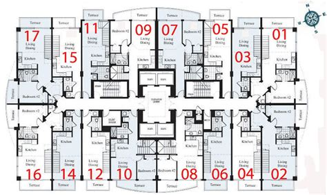 brickell on the river south floor plans brickell on the river south