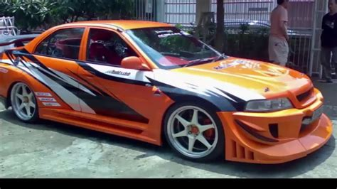 Mobil Di Modif by Modifikasi Mobil Timor Semi Racing