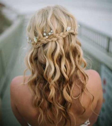 Wedding Bridesmaid Hairstyles by 35 Popular Wedding Hairstyles For Bridesmaids