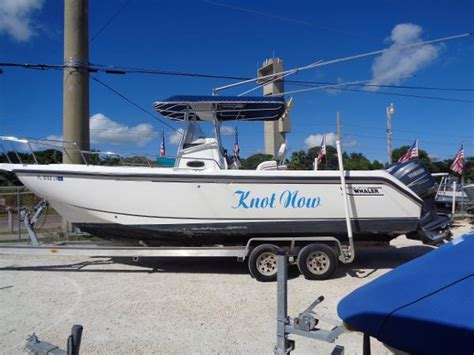 boston whaler outrage used boat sale used boston whaler 26 outrage boats for sale boats