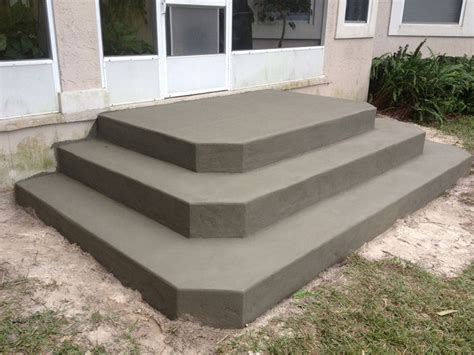 Cement Stairs residence concrete steps concrete works