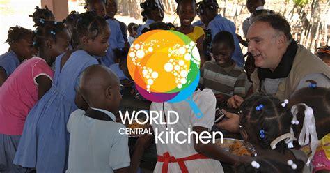 World Central Kitchen by World Central Kitchen