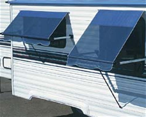 Carefree Window Awnings by Carefree Standard Window Awning Vinyl Roller Assembly With