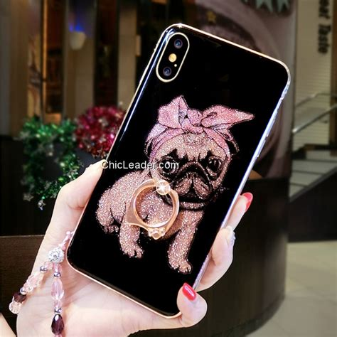 Ring Stand Hp Gliter Air Ring Stand Gliter Water Pasir Gliter glitter powder doggie tpu pc w ring holder for iphone x chicleader