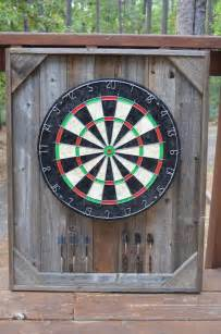 17 best ideas about rustic darts and dartboards on