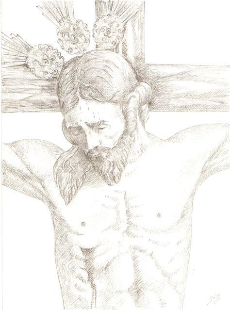 imagenes de jesus hecho a lapiz dibujo a l 193 piz dto de dibujo ies fray bartolom 233 de las