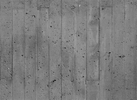 Concrete Wall by Lined Concrete Texture Photo Free Download