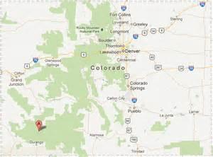 map of durango colorado and surrounding cities purgatory plunge zipline durango colorado zip lines