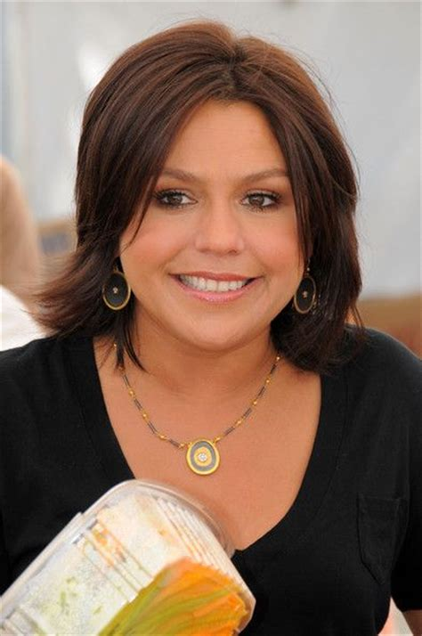what color hair does rachael ray rachel ray hair short to medium cuts pinterest short