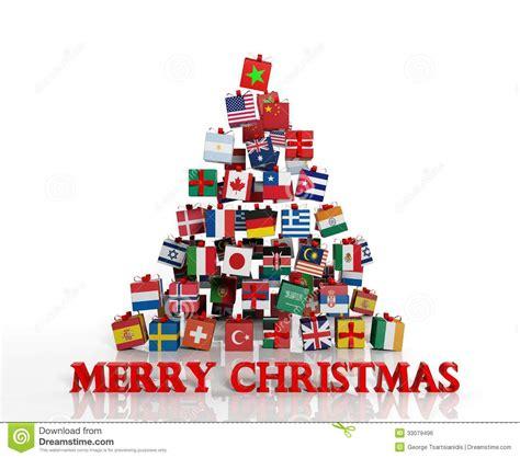 imagenes navidad en el mundo 161 feliz navidad todo el mundo imagen de archivo libre de