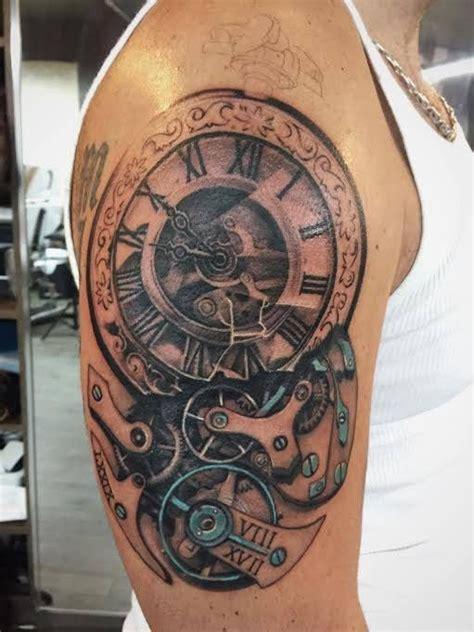 toronto ink tattoo queen st tattoo half sleeves tattoo toronto and clock tattoos on