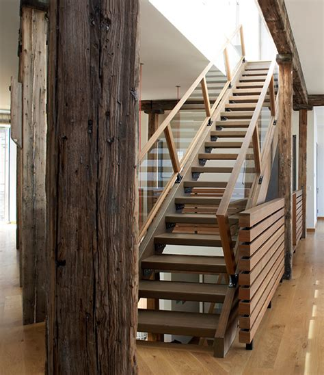 25 unique staircase designs to take center stage in your home house plans with atrium staircase