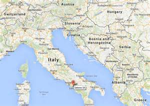 Salerno Italy Map by Cruise Discounts To The Port Of Salerno Italy From Boost