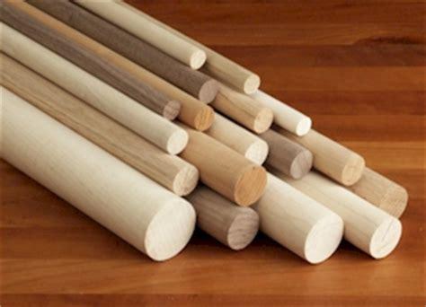 woodwork hardwood dowel  plans