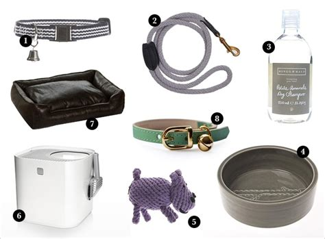Contemporary Accessories For Your Pet by Designer Einrichtung Accessoires