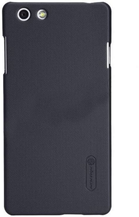 Nillkin Hardcase Original 100 Oppo Mirror 3 Only Black nillkin back cover for oppo r1 r829 nillkin flipkart