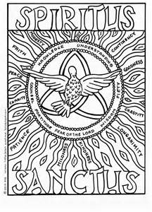 pentecost color 53 best images about coloring pages on