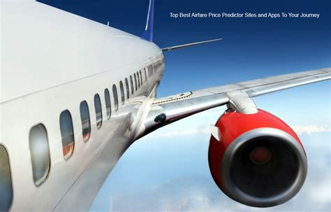 top  airfare price predictor sites  apps