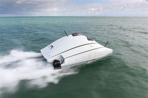 ultra fast boats ultra fast aerodynamic boats mer et marine