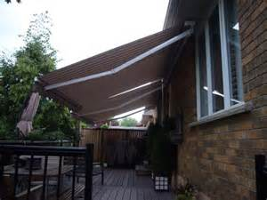 Retracable Awnings Retractable Awning Soffit Mount 11