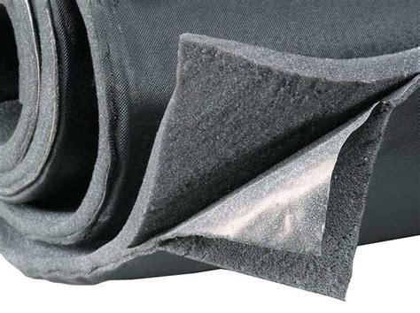 tappeto isolante acustico isolante acustico multistrato con lamine di piombo aplomb