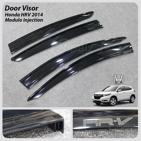 Doorvisor Honda All New Crv Turbo Modulo door visor honda crv 2013 stainless end 8 9 2017 5 15 pm
