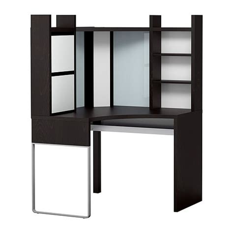 Hacker Help Any Suggestions On What To Do With Micke Ikea Hack Corner Desk