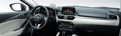 Upholstery Dashboard by 2016 Mazda6 Gx Review