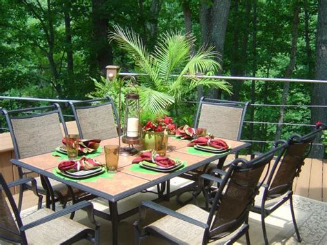 backyard entertaining ideas outdoor entertaining tips for summer hgtv