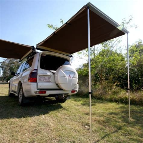 Ironman Awning by Ironman 1 4m X 2m Out Rear Awning With Led Awnings